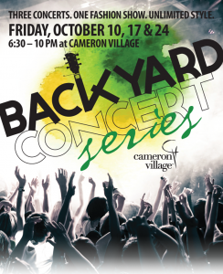 CV Backyard Concert Series