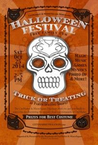 CityMarket Halloween Fest