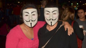 Guy Fawkes 2014