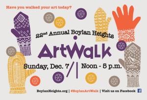 Artwalk-Flyer