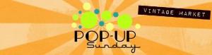 Pop-up Sunday