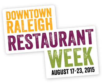 TRIANGLE EVENTS: DOWNTOWN RALEIGH RESTAURANT WEEK