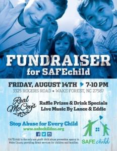 SAFEchild Fundraiser