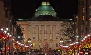 Raleigh Christmas